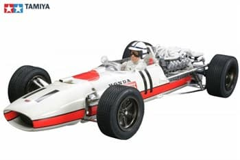 1/12 Honda RA273 - w/Photo-Etched Parts