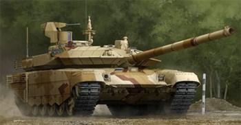 Танк Российский Т-90С мод.2013  (1:35)