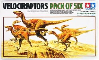 1/35 Velociraptors