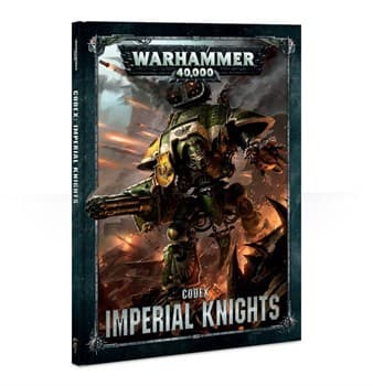 Codex: Imperial Knights (hb) (8ed) (eng)