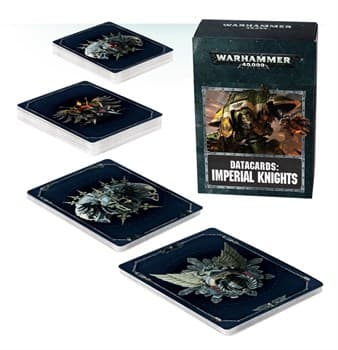 Datacards: Imperial Knights (eng)