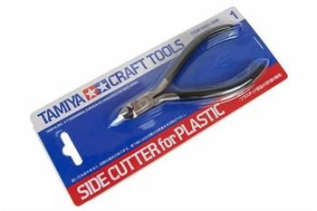 Кусачки-бокорезы для пластика с винил. Ручками