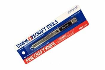 Выдвижной модельный ножик  (Fine) с тонким лезвием
