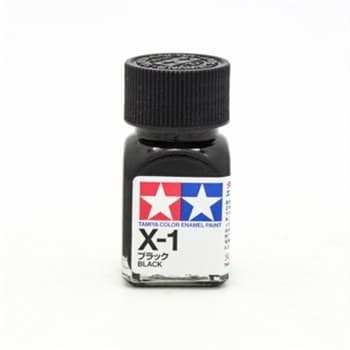 (!) Х-1 черная