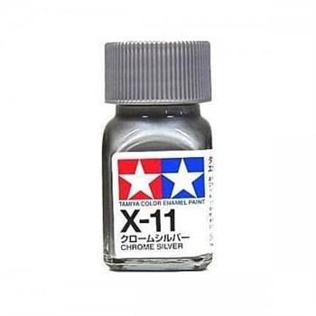 (!) Х-11 Chrome Silver (Хромир. серебро)