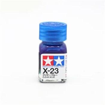 (!) X-23 Clear Blue
