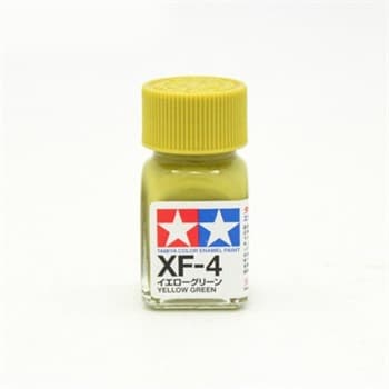 (!) XF-4 Yellow Green