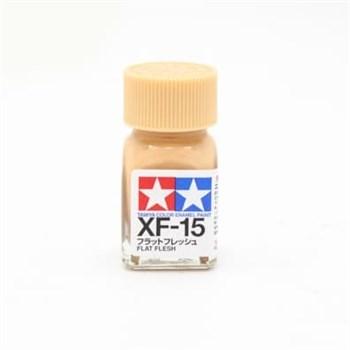 (!) XF-15 Flat Flesh (Телесная) краска 10мл.