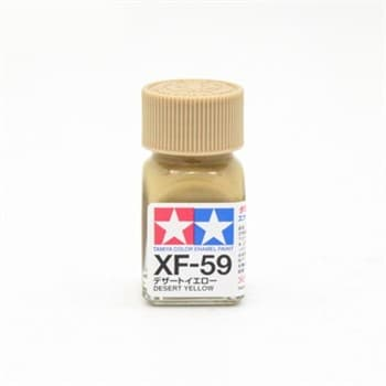 (!) XF-59 Desert Yellow