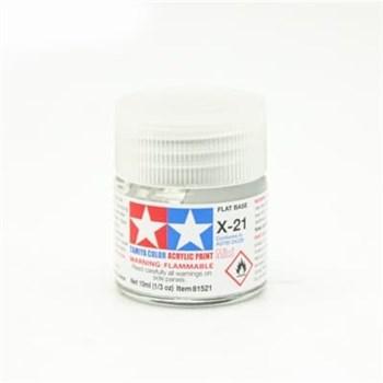 (!) X-21 Добавка в краску для матового эффекта