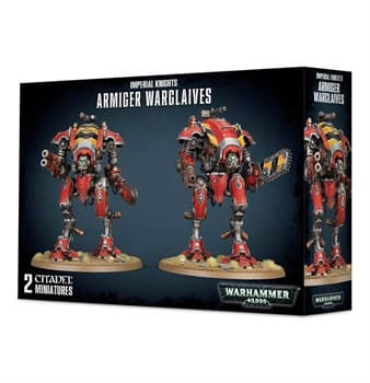 Armiger Warglaives Warhammer 40000