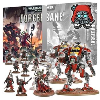 The machine cult (Forgebane 1/2)