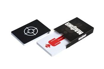 Мафия Full Edition (карты 100% пластик, 42 шт)