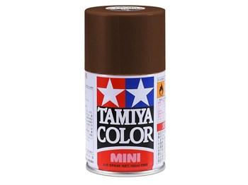 (!) TS-1 Red Brown (Красно-коричневая) краска матовая