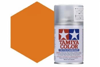 (!) TS-98 Pure Orange (Чистый оранжевый)