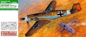"""Самолет  Messerschmitt Bf109 F-4 Trop """"Marseille"""" (1:72)"""
