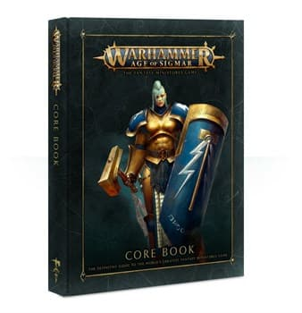 Книга правил Age Of Sigmar Core Book (Английский)