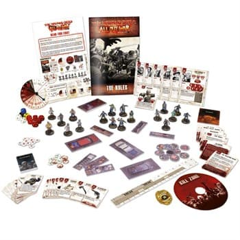 The Walking Dead Kickstarter Exclusive Box