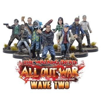 The Walking Dead Wave 2 FSDU Bundle
