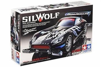 1/32 машинка JR Silwolf