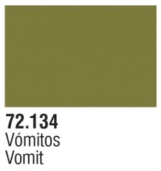 Game Color Vomit 17 ml.