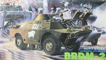БТР BRDM-2 (1:35)