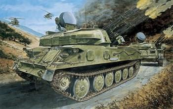 ЗСУ  ZSU-23-4V1 Shilka  (1:35)