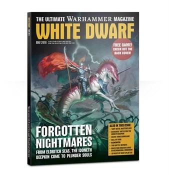 White Dwarf May 2018 (ENG)