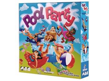 Веселье у бассейна (Pool Party)