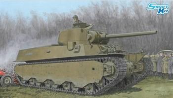 Танк  M6A1 Heavy Tank  (1:35)