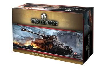 World of Tanks. Подарочный Немецкий Набор (5-е рус. изд.)