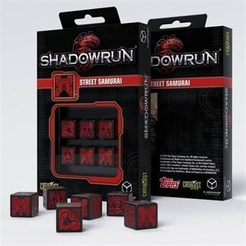 Набор кубиков «Shadowrun Street Samurai»