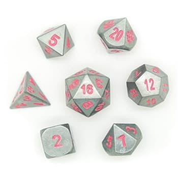 Набор металлических кубиков Ork's Workshop Pink Mist