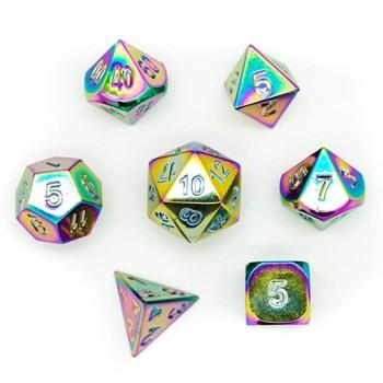 Набор металлических кубиков Ork's Workshop Shinig Universe