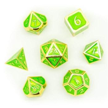 Набор металлических кубиков Ork's Workshop Leprechaun Gold