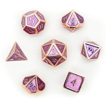 Набор металлических кубиков Ork's Workshop Purple Pixie
