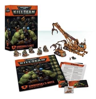 Kill Team: Krogskull's Boyz (english)