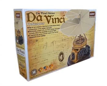 Игрушка  вертолет  Da Vinci Helicopter