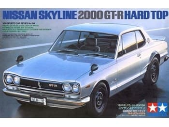 1/24 Nissan Skyline 2000 GT-R