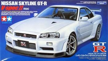 1/24 Nissan Skyline GT-R V Spec. II