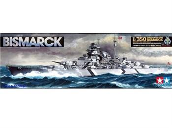 1/350 Bismarck