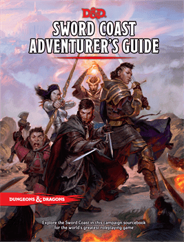 D&D Next: Sword Coast Adventure Guide