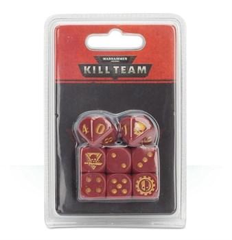Kill Team Adeptus Mechanicus Dice