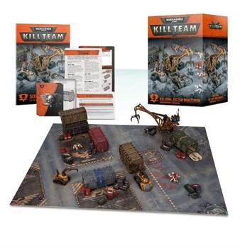 Killzone: Sector Munitorum (english)