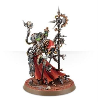 Tech-Priest Dominus (без упаковки и без инструкции)