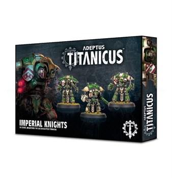 Adeptus Titanicus: Imperial Questoris Knights