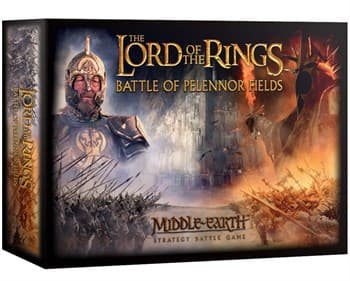 Lotr: Battle Of Pelennor Fields (eng)