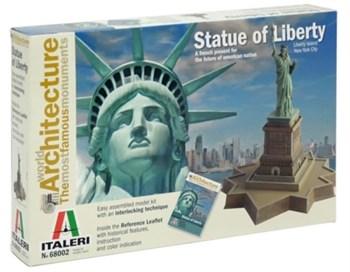 Архитектура  Statue Of Liberty  (1:250)