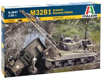 M32b1 Armored Recovery Vehicle  (1:35)