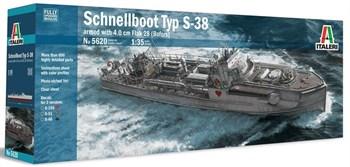 Schnellboot Typ S-38  (1:35)